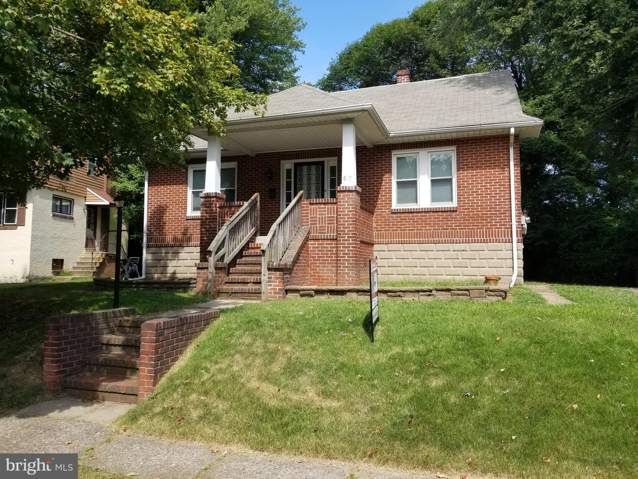 819 LAMBERT AVENUE, MOUNT EPHRAIM, NJ 08059