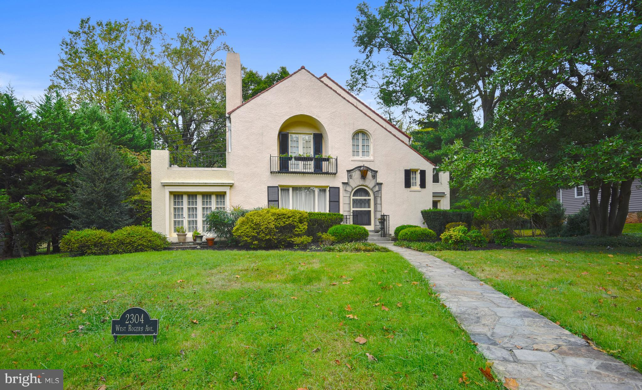 2304 W ROGERS AVENUE, BALTIMORE, MD 21209