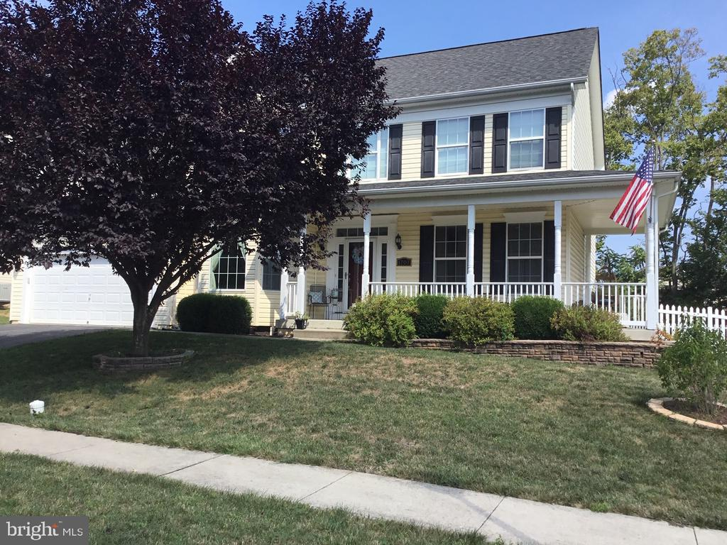 frederick county real property search