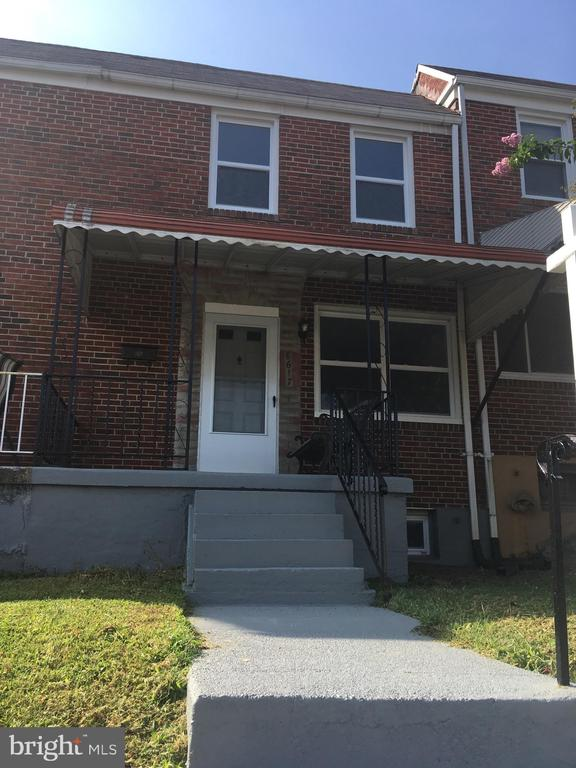 JUST REDUCED MUST SEE!!!!! 3 BR 1FB Finished Basement.  Remodeled with New windows, Rubber roof, All new Kitchen with Quartz counter, breakfast bar, stainless appliances.  Finished lower level and separate. laundry area.  Separate entrance to basement from large fenced back yard.