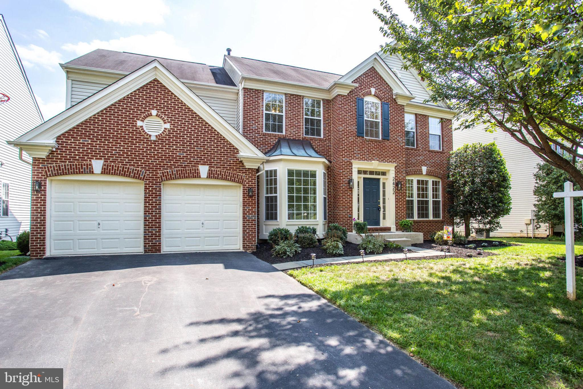 2422 ST GEORGE WAY, BROOKEVILLE, MD 20833