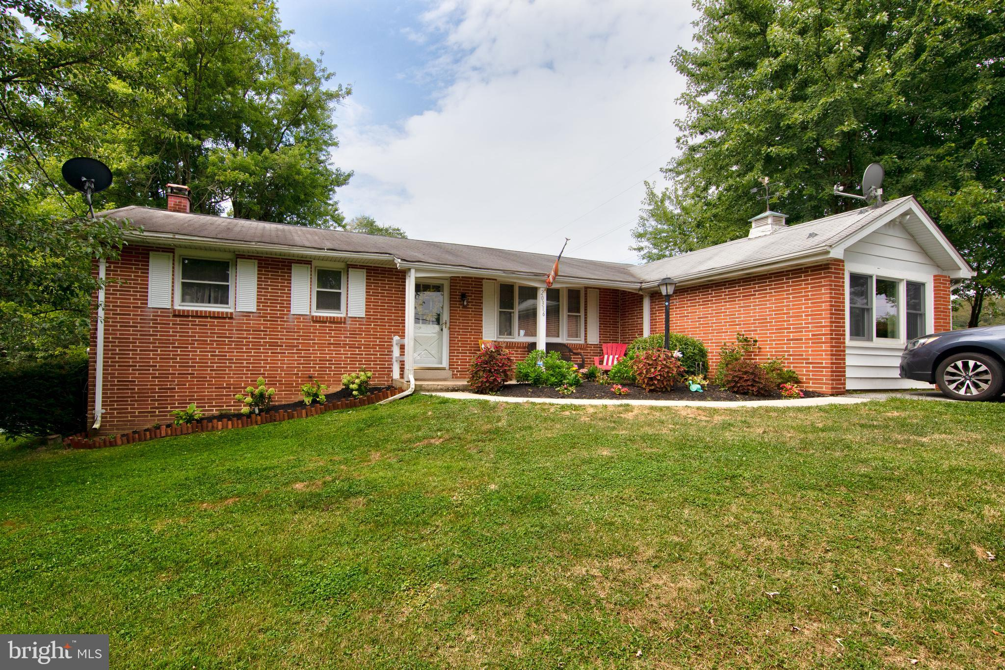 20316 OLD YORK ROAD, WHITE HALL, MD 21161