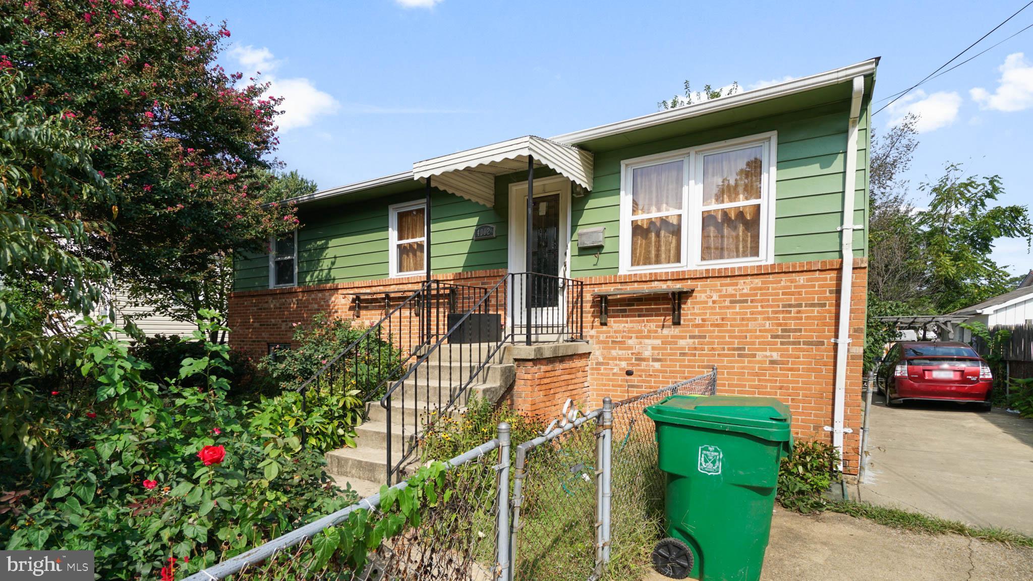4002 NEWTON STREET, BRENTWOOD, MD 20722