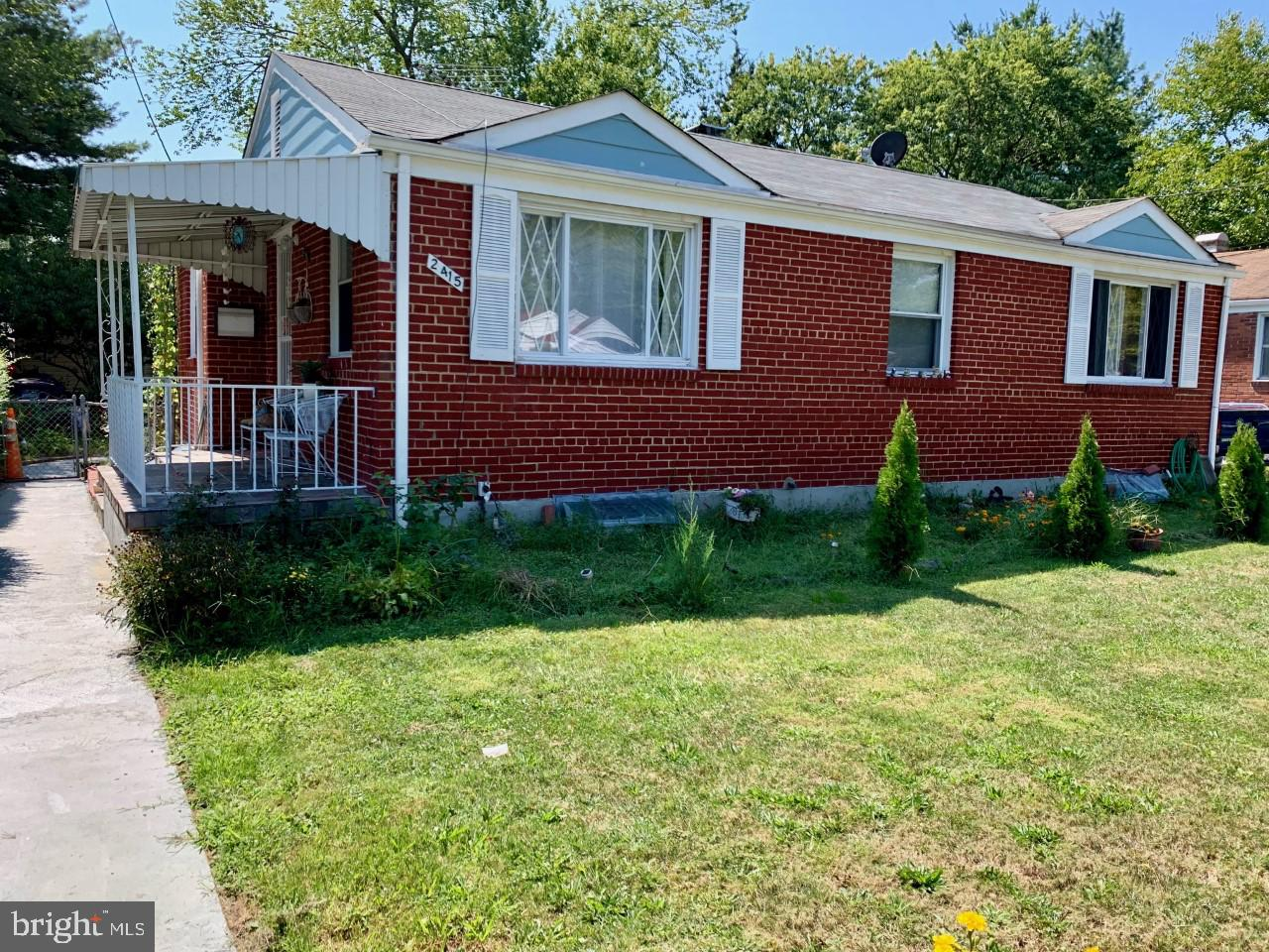 2415 CHAPMAN ROAD, HYATTSVILLE, MD 20783