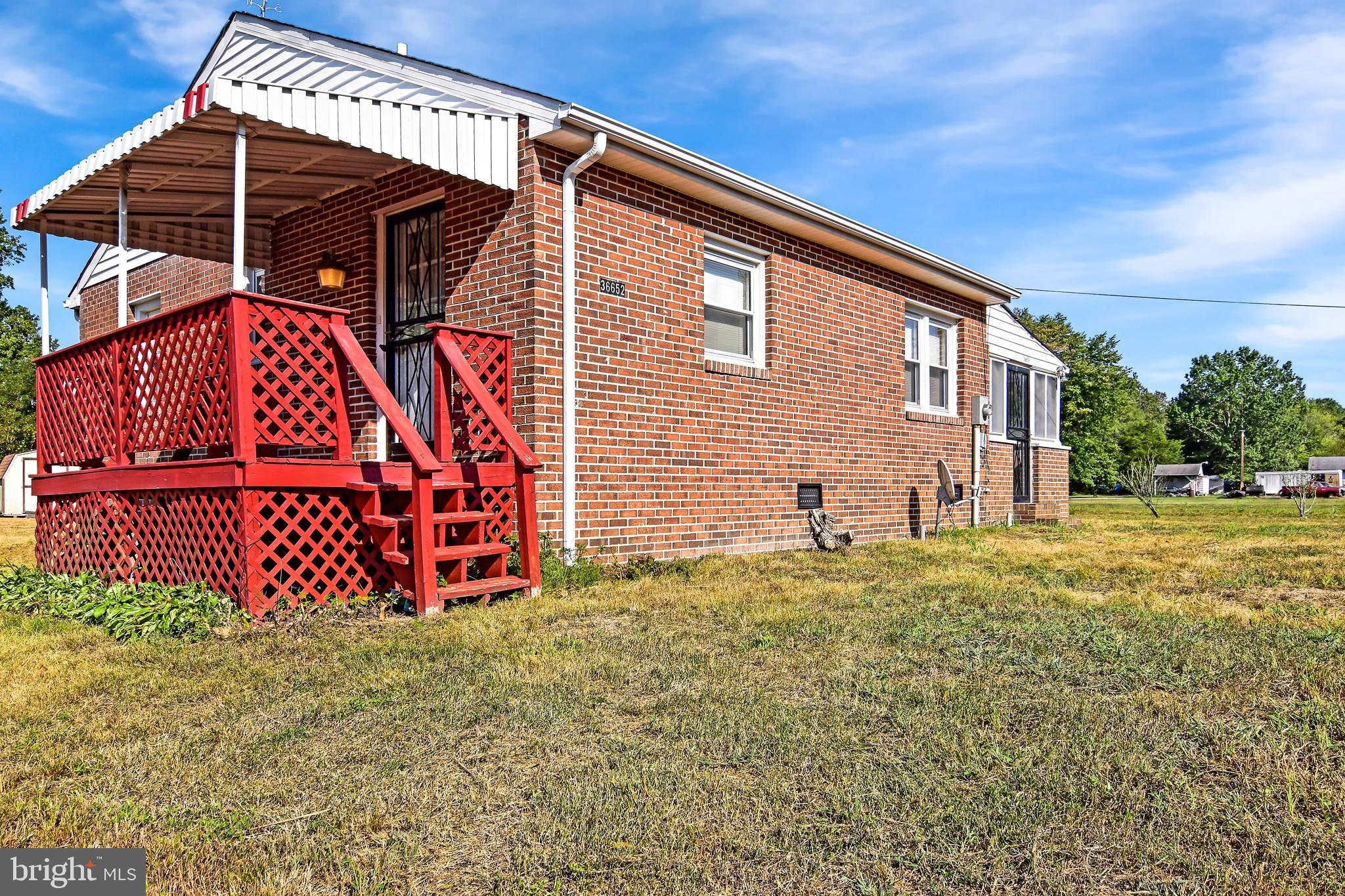 36652 WOODBUSH DRIVE, BUSHWOOD, MD 20618