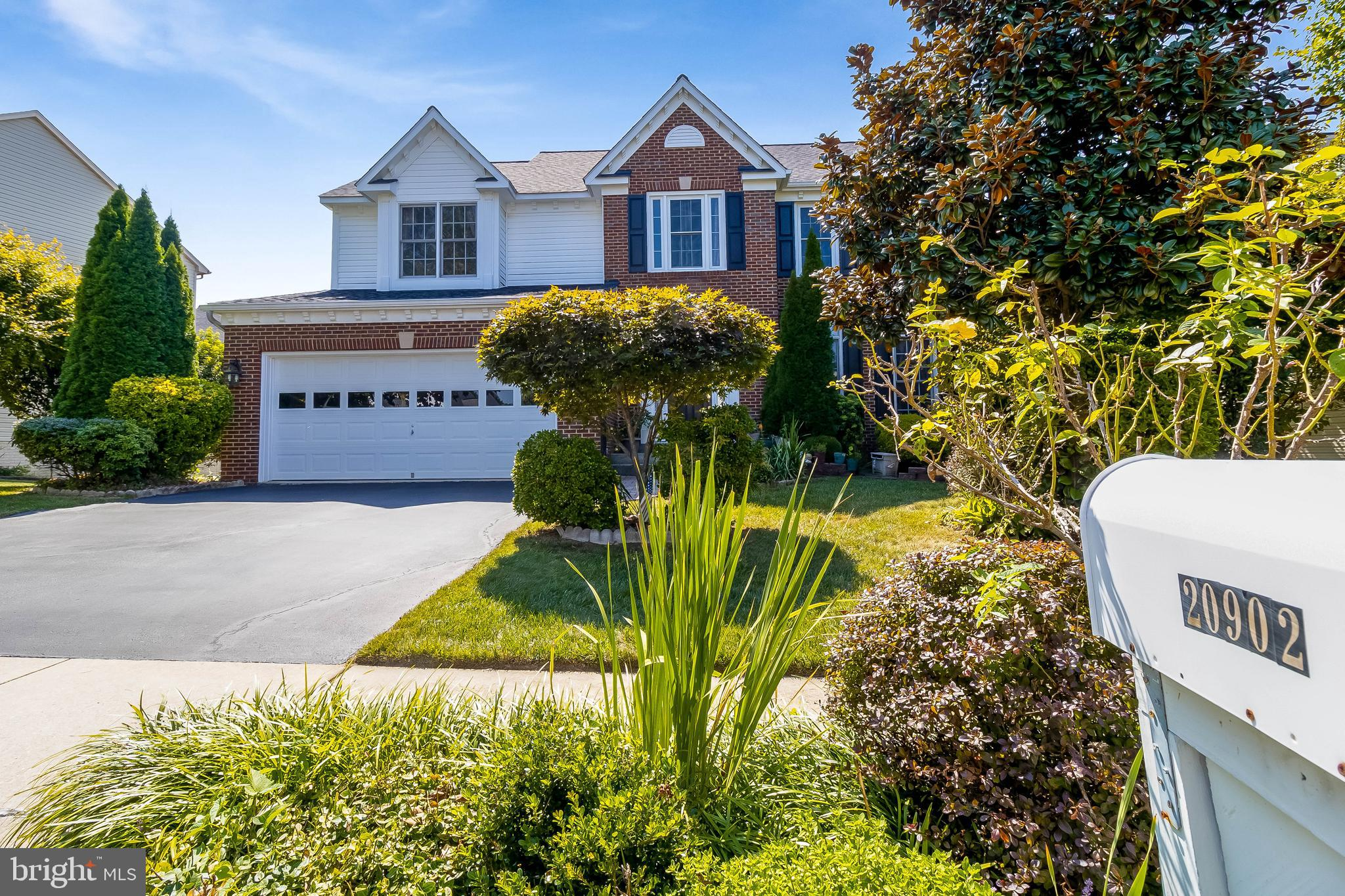20902 TALL FOREST DRIVE, GERMANTOWN, MD 20876