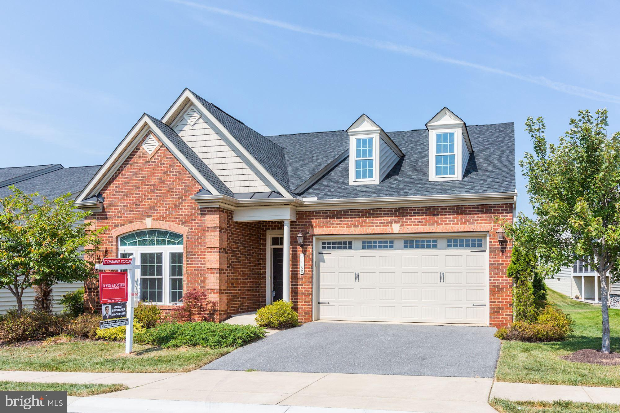 11162 GENTLE ROLLING DRIVE, MARRIOTTSVILLE, MD 21104