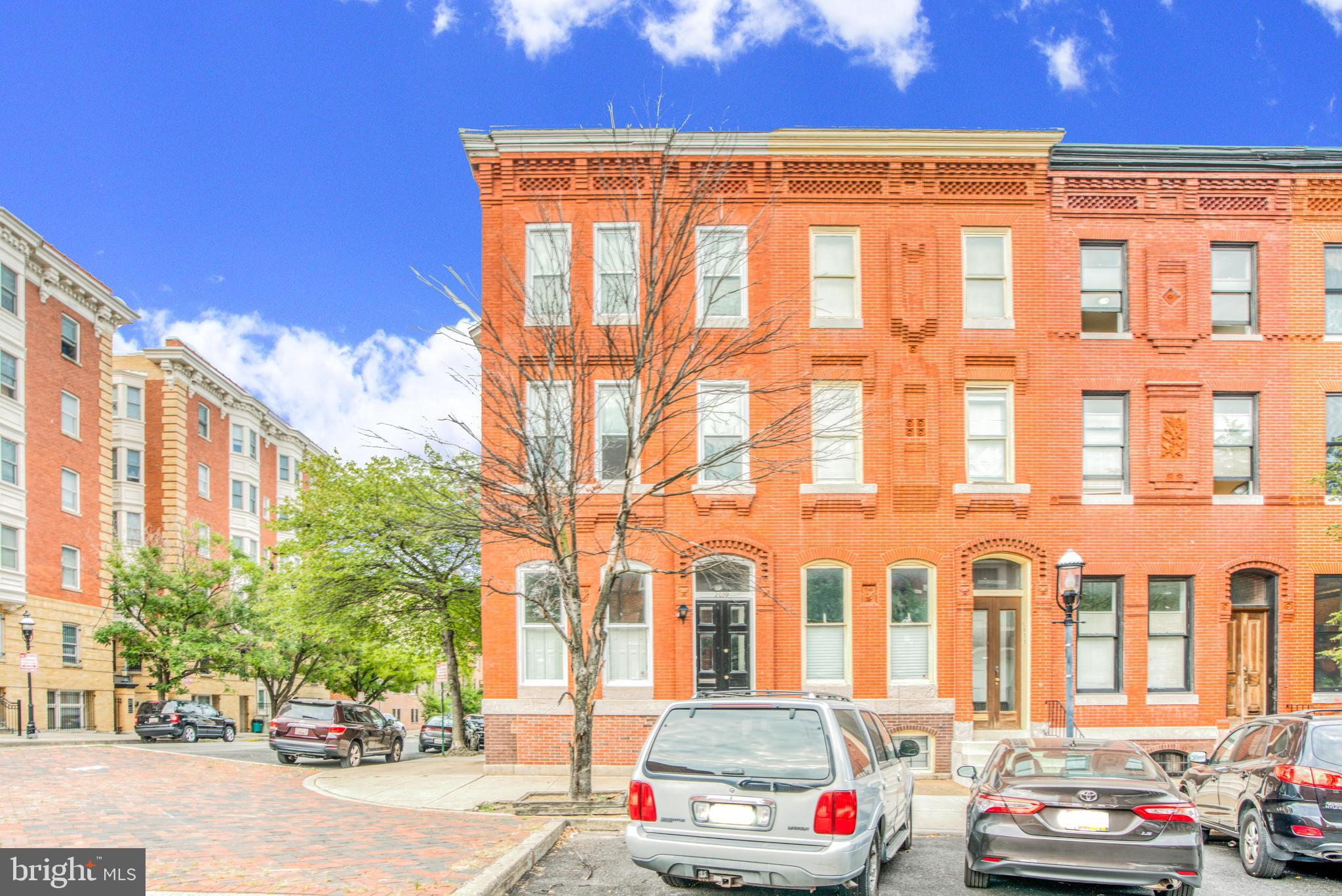 2039 MADISON AVENUE, BALTIMORE, MD 21217