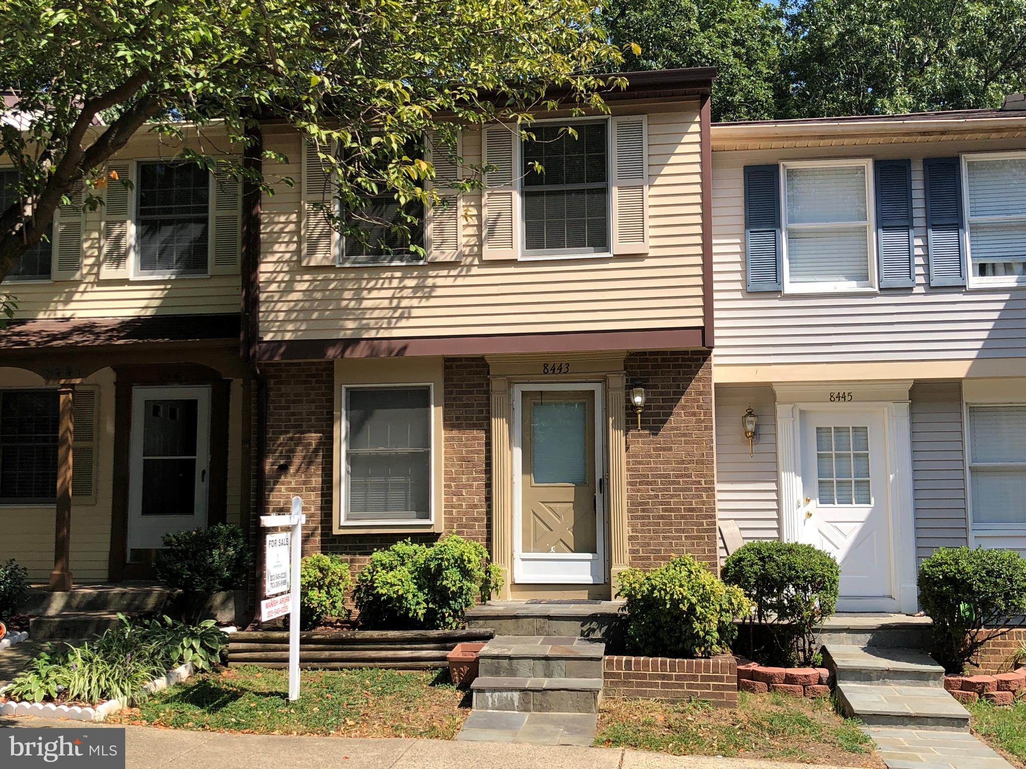 Come see this fantastic 3-level townhouse in the sought-after Newington Forest community. This well-maintained home features remodeled kitchen with~new cabinets,~SS appliances, and granite counter tops. Custom paint, hardwood floor on main level.  Brand new carpet on upper level, New engineered wood floor in the basement.  Newly remolded Bathroom(s), This beautiful community boasts many amenities, including bike trails, a pool, tennis and so much more! Enjoy South Run Park and South Run RECenter, and fantastic shopping and dining options including Springfield Town Center, Costco Wholesale, and Saratoga~ just to name a few! Convenient to Fort Belvoir, Metro, VRE and Commuter Lots. Don't miss out on your chance to own this great townhouse in Newington Forest--