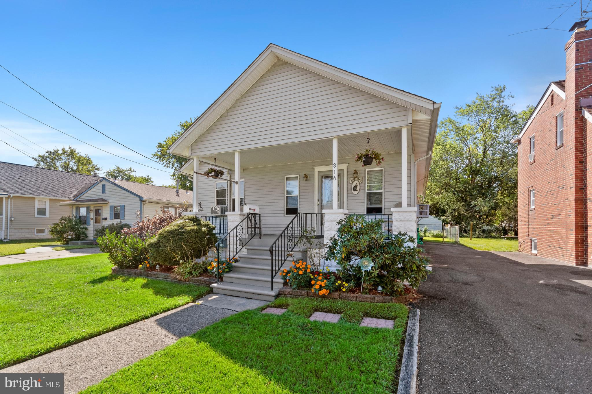 316 E WASHINGTON AVENUE, MAGNOLIA, NJ 08049