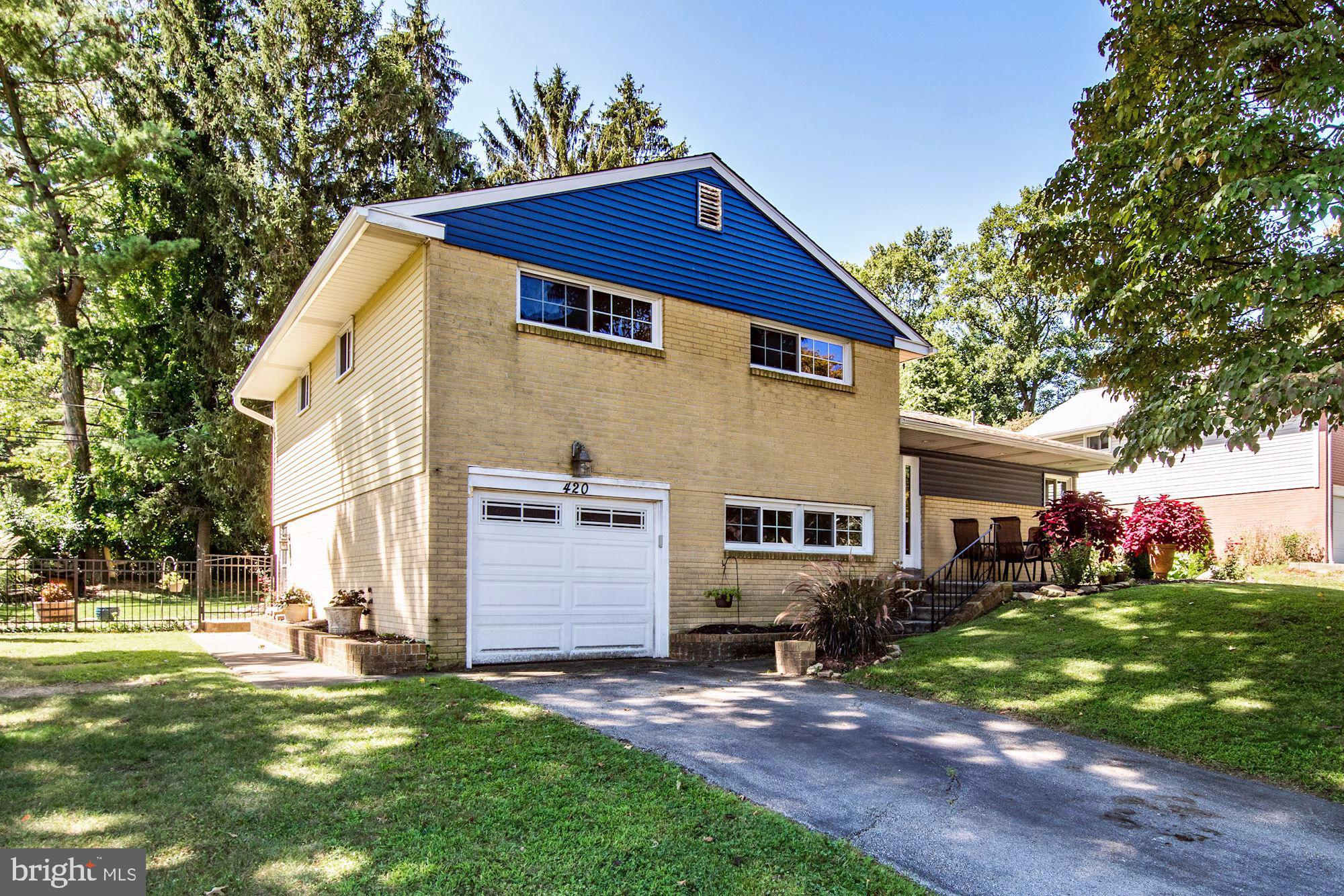 420 FOSTER DRIVE, SPRINGFIELD, PA 19064