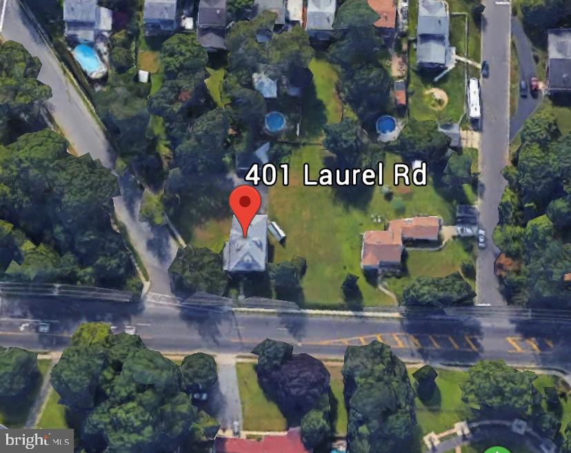 401 LAUREL ROAD, LAUREL SPRINGS, NJ 08021