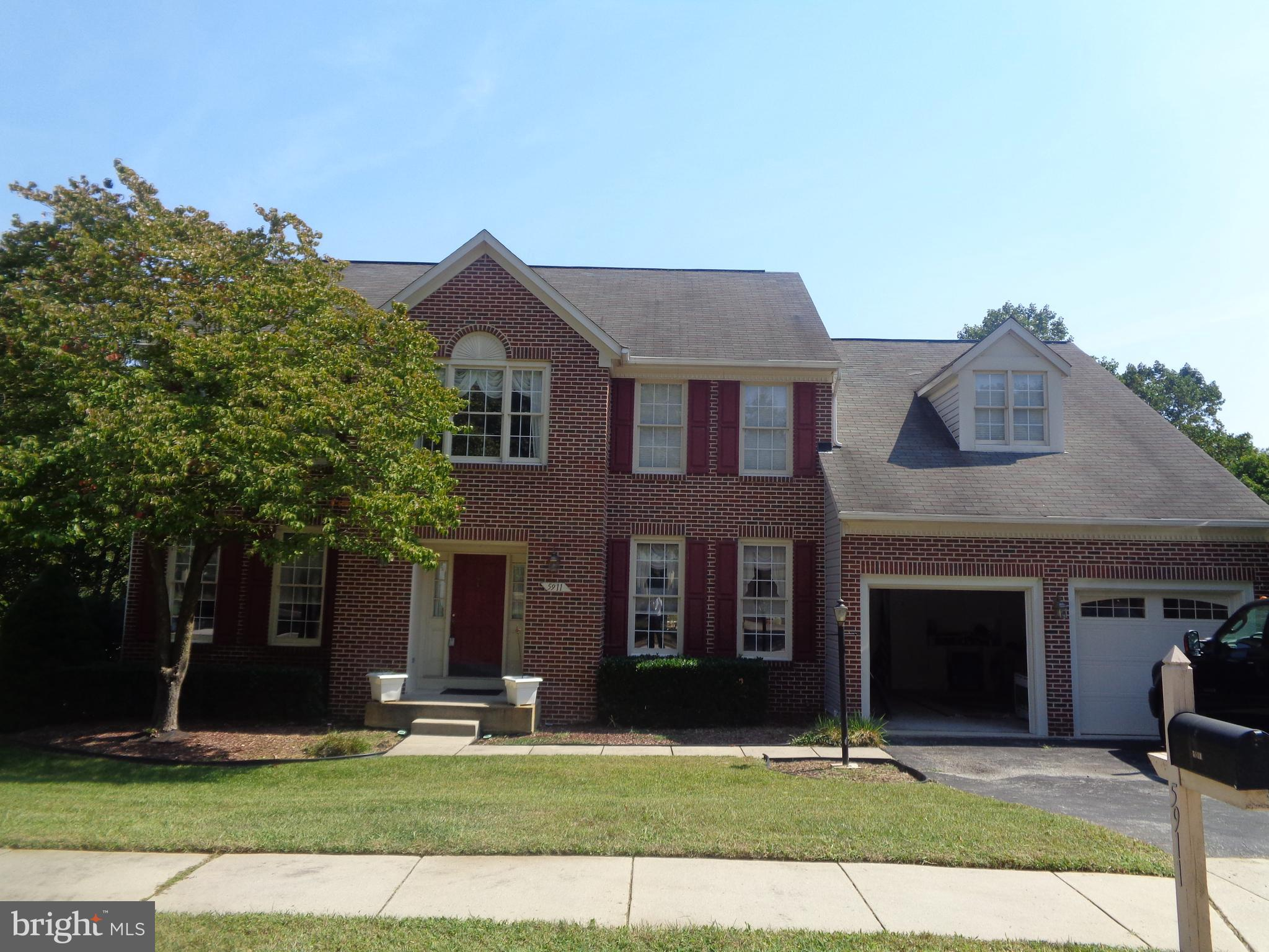 5911 FOXHALL MANOR DRIVE, CATONSVILLE, MD 21228