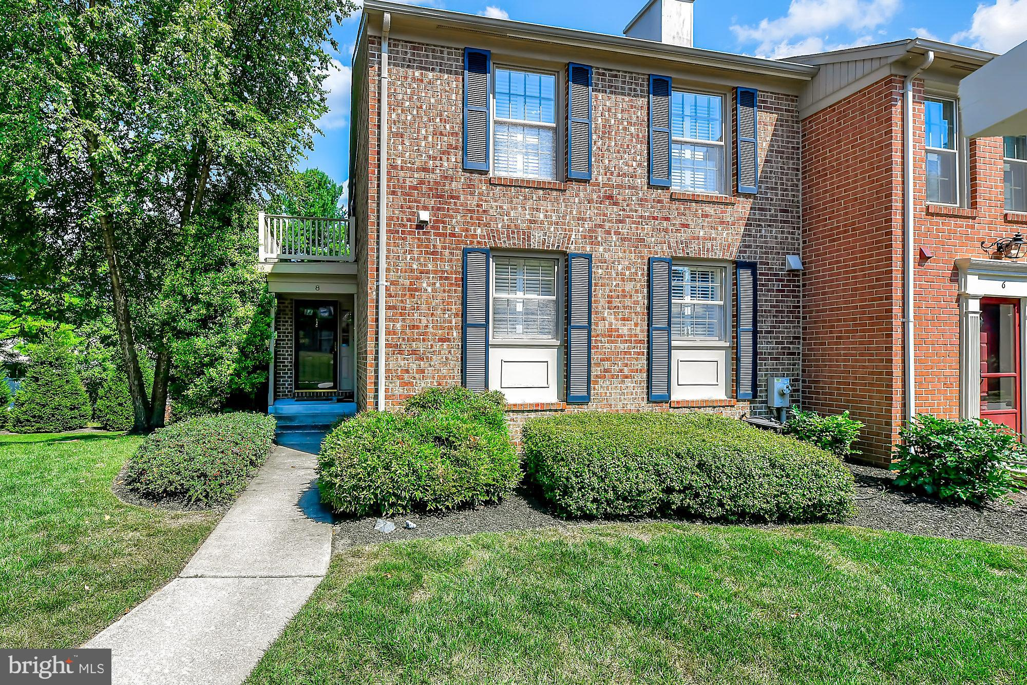 8 INVERIN CIRCLE, LUTHERVILLE TIMONIUM, MD 21093