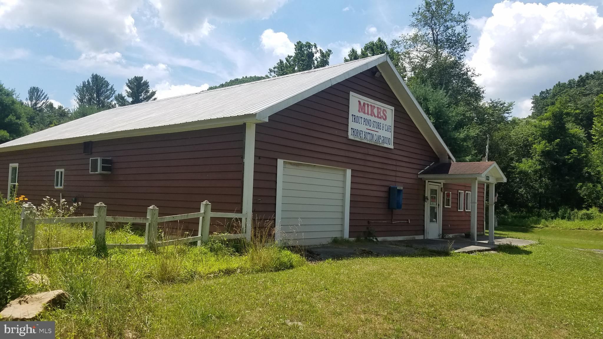 5584 THORN BOTTOM ROAD, LOST CITY, WV 26810