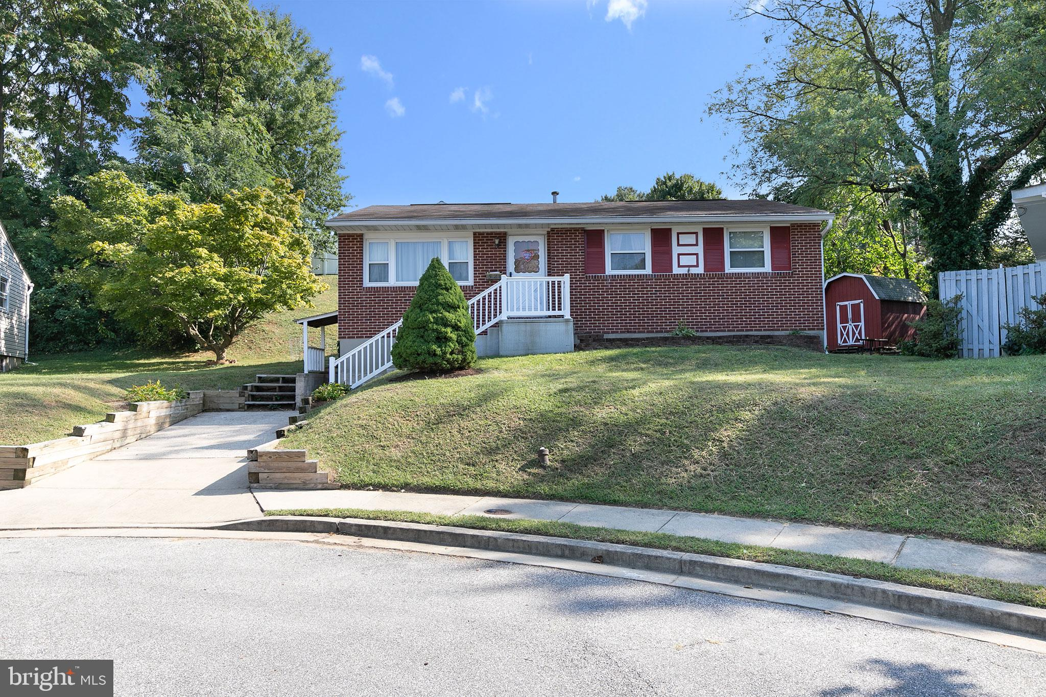 521 FOUNTAIN DRIVE, LINTHICUM, MD 21090