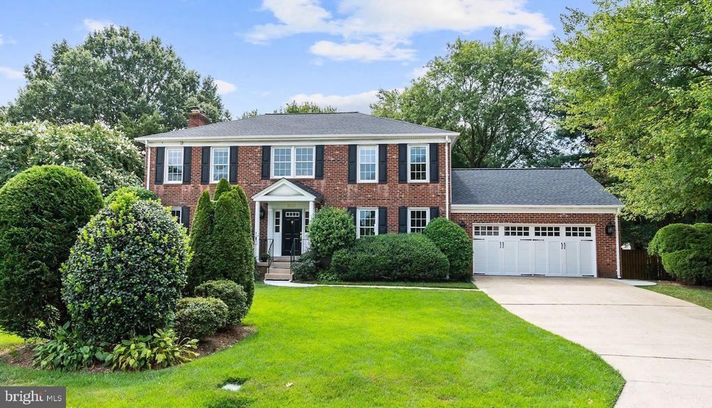 Alexandria Homes for Sale -  Cul De Sac,  5832  WESSEX LANE