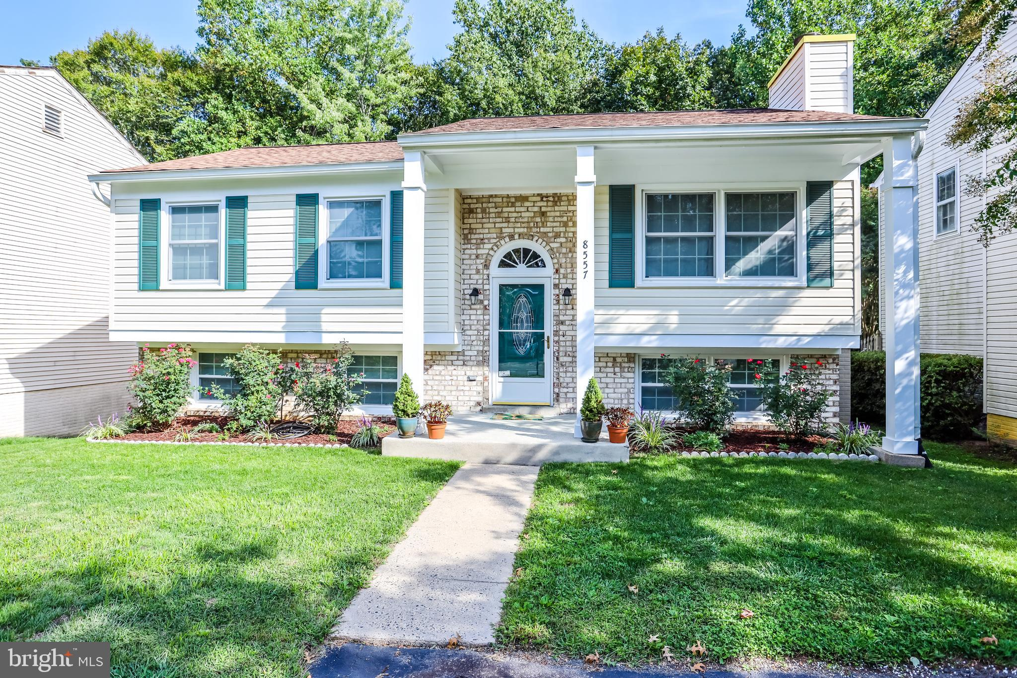 Numerous recent upgrades to this 5 Bedroom, 2 Bath Single Family Home located in excellent Springfield community. Classic brick front with walkout, fully finished basement and fenced in backyard.                                                                                         Roof, windows, shutters, HVAC, water heater, back patio all less than two years old! Roof and Windows carry warranty. Brand new carpet installed throughout in September of 2019! Property is empty and ready for new owner. House offers membership to Rolling Valley Swim and Tennis Club. Owner will pay up to $460 for 2020 Season which will open around 1 April 2020.