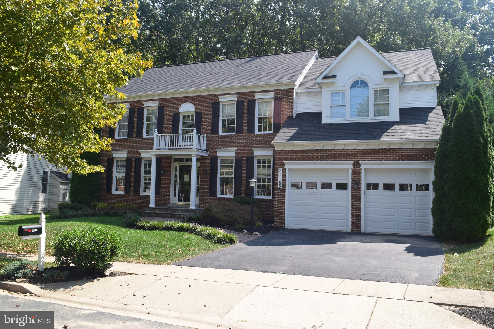 21103 HICKORY FOREST WAY, GERMANTOWN, MD 20876