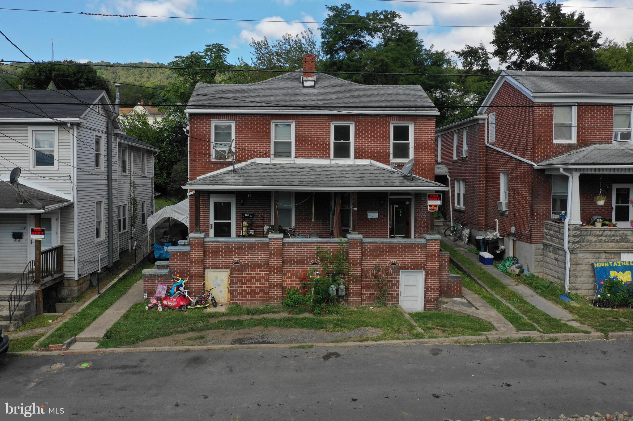 334 FRONT STREET, WESTERNPORT, MD 21562