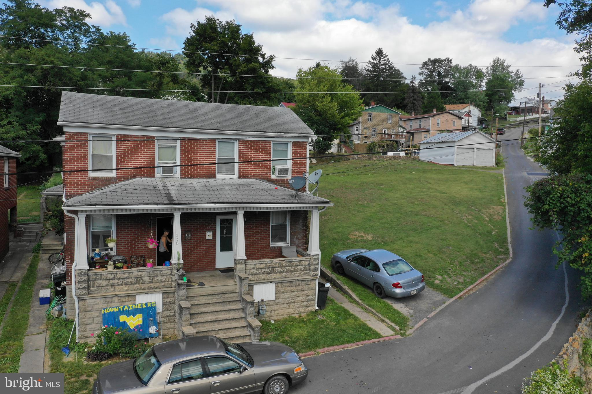 338 FRONT STREET, WESTERNPORT, MD 21562