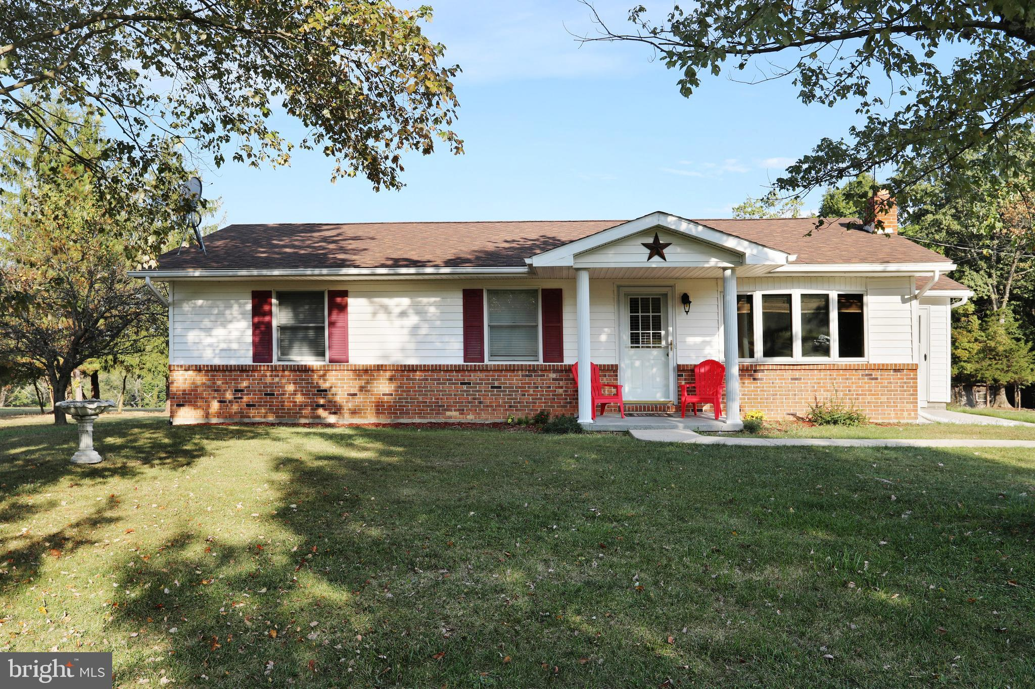 817 TIMBER MOUNTAIN ROAD, AUGUSTA, WV 26704