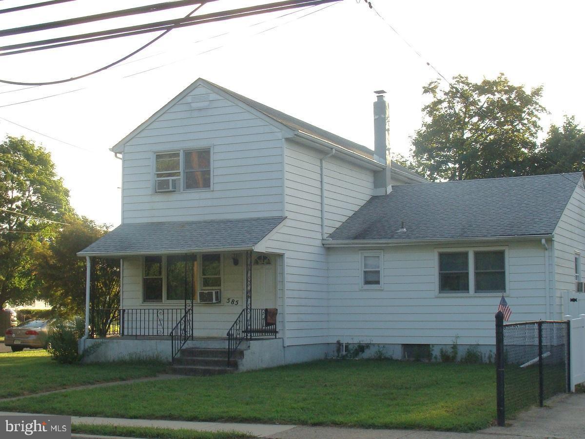 585 KLOCKNER ROAD, HAMILTON, NJ 08609