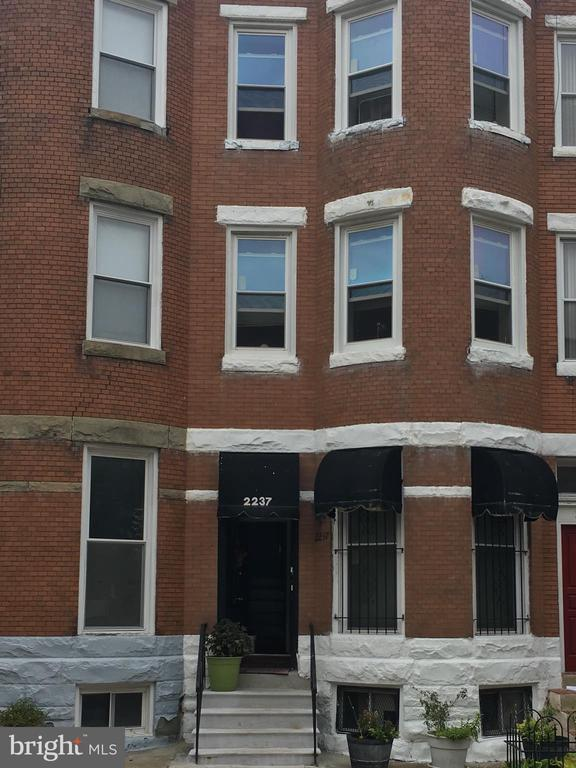 """Great Investment Opportunity in Reservoir Hill. Close to Druid Hill Park, MICA, I-83, and Downtown Baltimore. Tenant occupied. Property is being sold """"as-is"""". Bring all offers."""