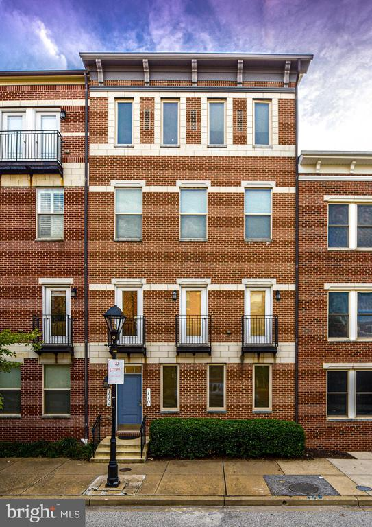 WOW! This gorgeous home in the heart of Baltimore~s Harbor is waiting for you. This home has too many upgrades to mention. Namely the open layout spectacular for entertaining, custom flooring on the main level, gourmet kitchen with breakfast area and multiple balconies to watch the sunset and fireworks. Leave the car in the garage while you eat in Little Italy and walk to Harbor East for a night at the movies! Convenient to University of Maryland Medical, Law and Dental Schools. Also convenient to Johns Hopkins Medical campus and Business School.