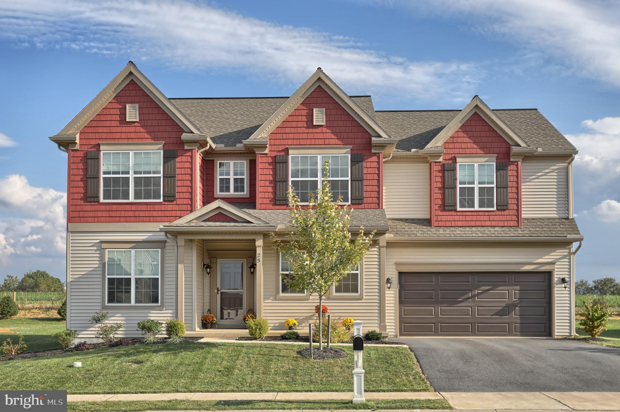 25 BLUE JAY WAY, ANNVILLE, PA 17003