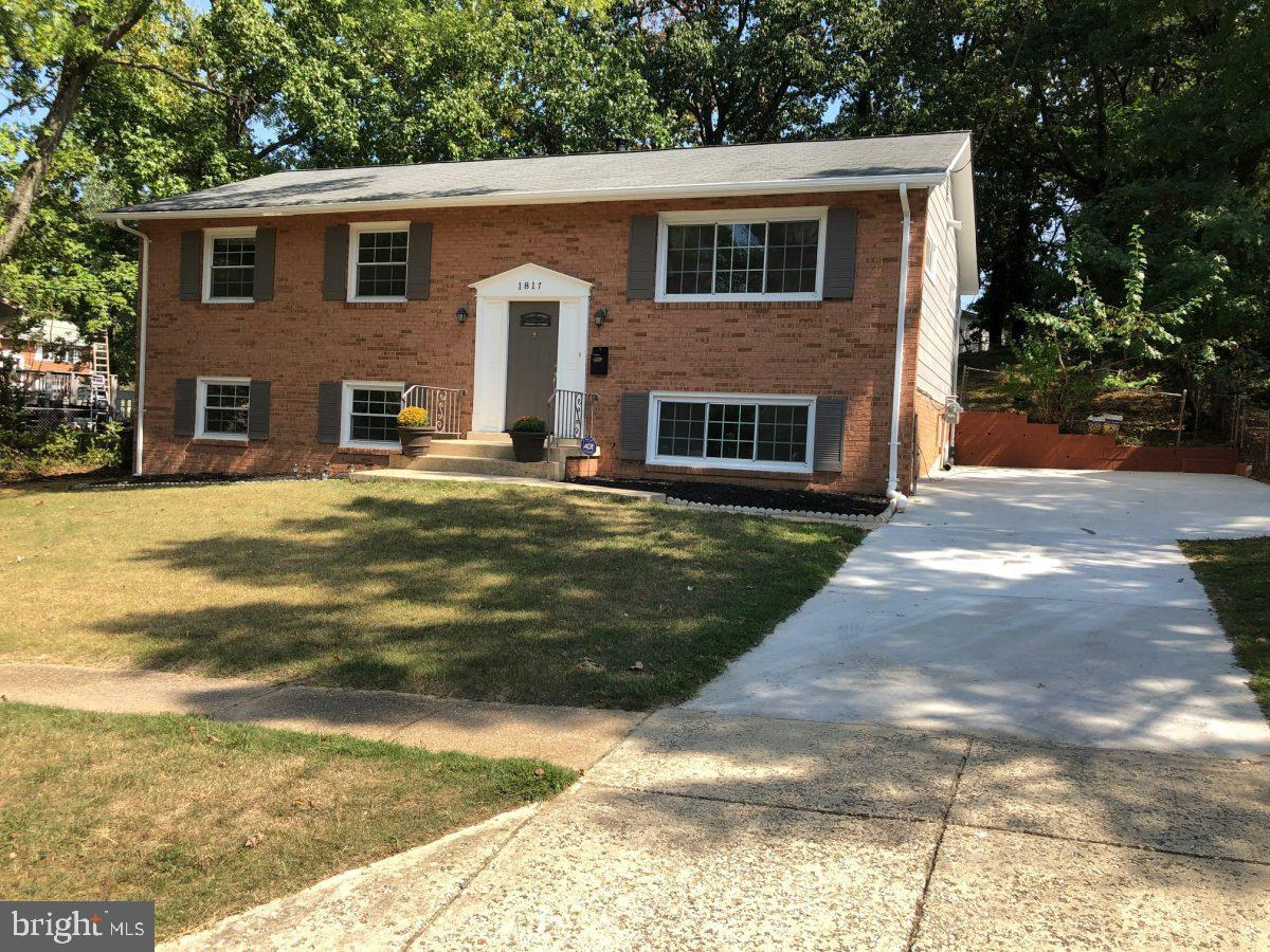 1817 GLENDORA DRIVE, DISTRICT HEIGHTS, MD 20747