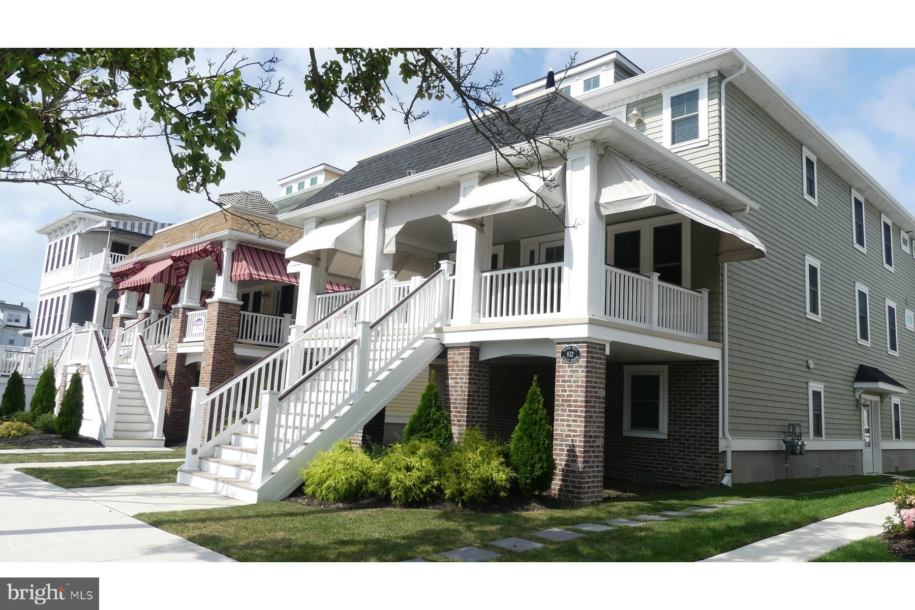 834 WESLEY AVENUE 2ND FLOOR, OCEAN CITY, NJ 08226