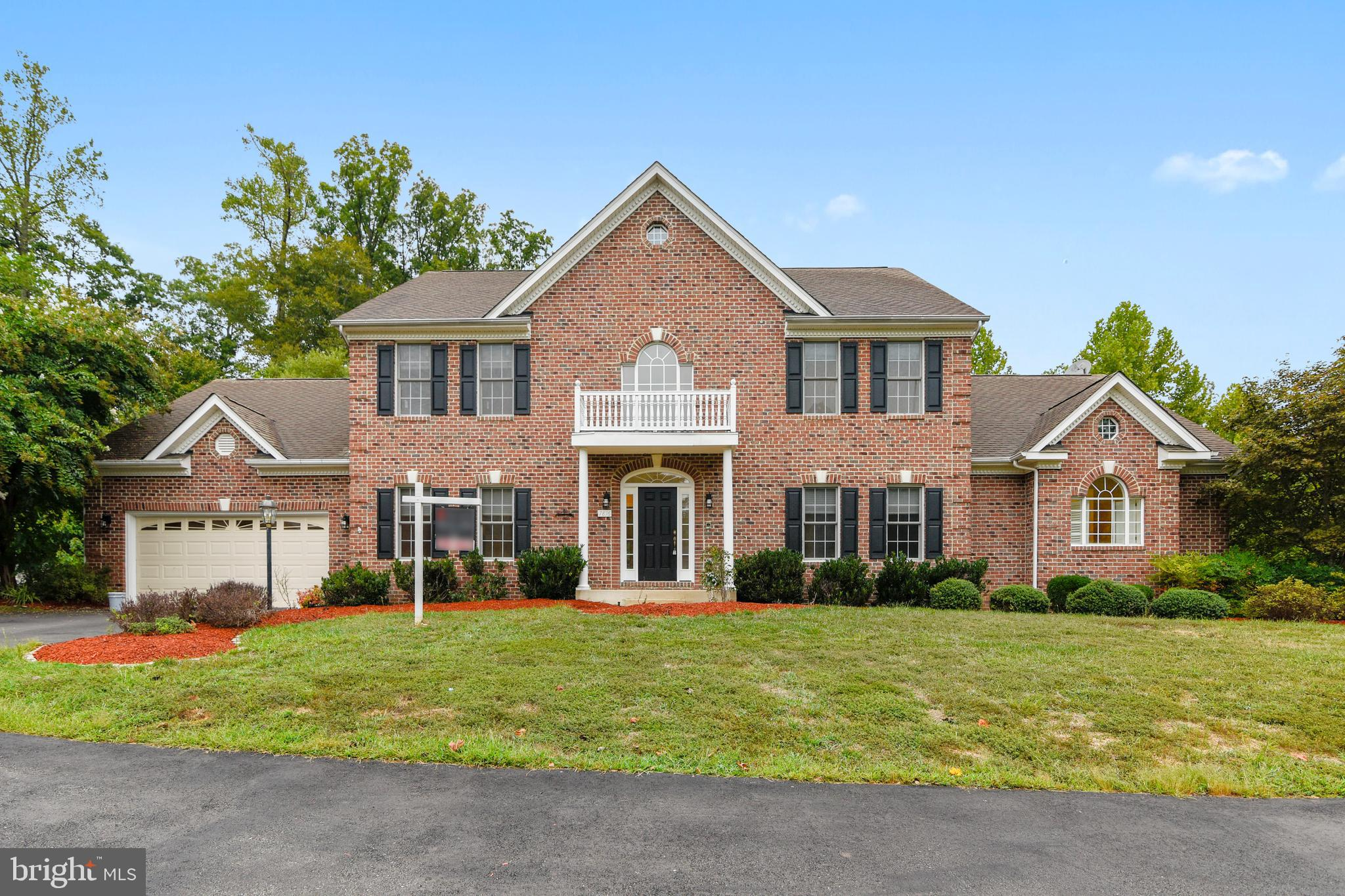 OPEN HOUSE Sunday 9/22 1-4pm! STUNNING 6500+ sq ft colonial on .84 acre lot! Gourmet Kitchen w/ granite counters, NEW 2019 kitchen appliances including wall oven, microwave, and Samsung refrigerator. NEW 2019 hot water heater and HVAC less than two years old. Beautiful hardwood flooring, NEW carpet, and freshly painted throughout. Main level master with sitting room/office, Walk-In Closets, Luxury Master Bath, 4-season deck, 2-story family room, walk-out basement, red cedar sauna, wet-bar.  CONVENIENT LOCATION! Close to Major Routes, Ft. Belvoir, Pohick Trail & Creek, Metro, Springfield Town Center & more!