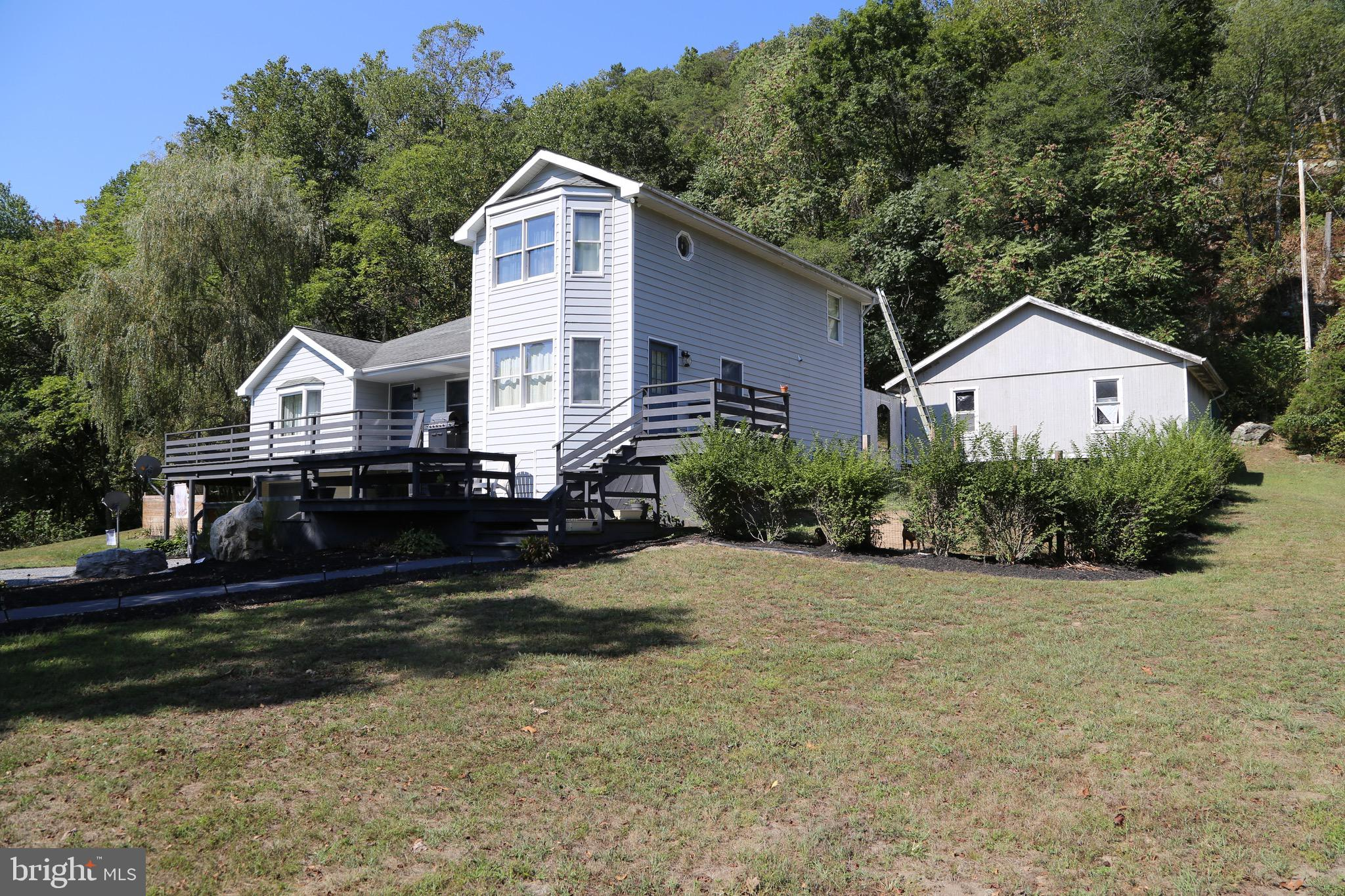 9738 CAPON RIVER ROAD, YELLOW SPRING, WV 26865