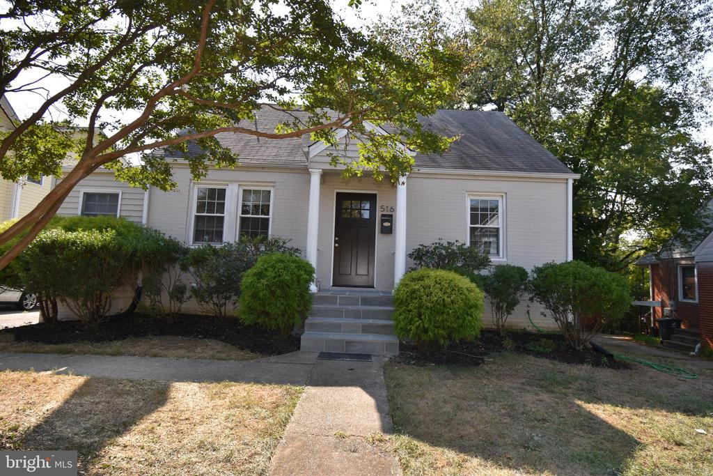 Attractive Cape Cod in Ballston location, near Ballston Commons and Ballston Metro. Freshly painted,4 BR 3 bathrooms, living room w fireplace, dining room w French doors opening to rear deck, hardwood floors on main level, new carpet in other areas.  Show and rent!