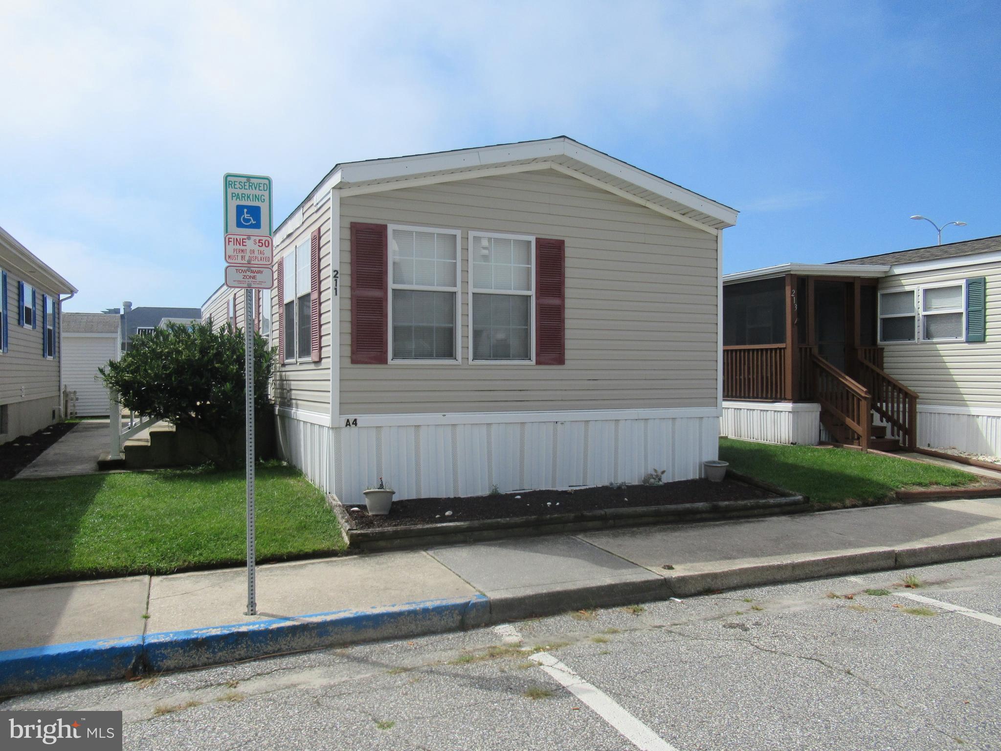 211 (Lot 4A) 25th St, Ocean City, MD, 21842
