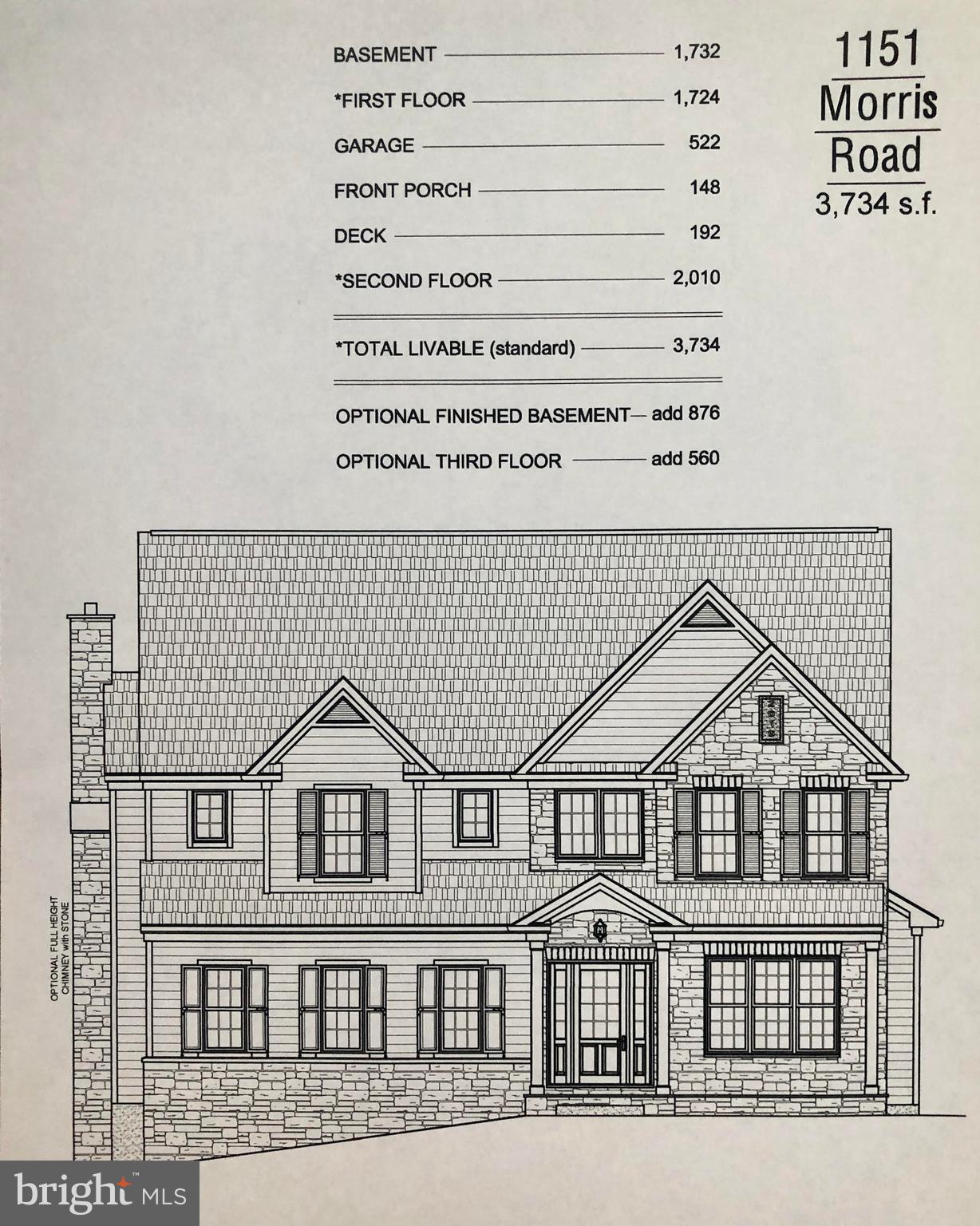 1151 MORRIS ROAD, WYNNEWOOD, PA 19096