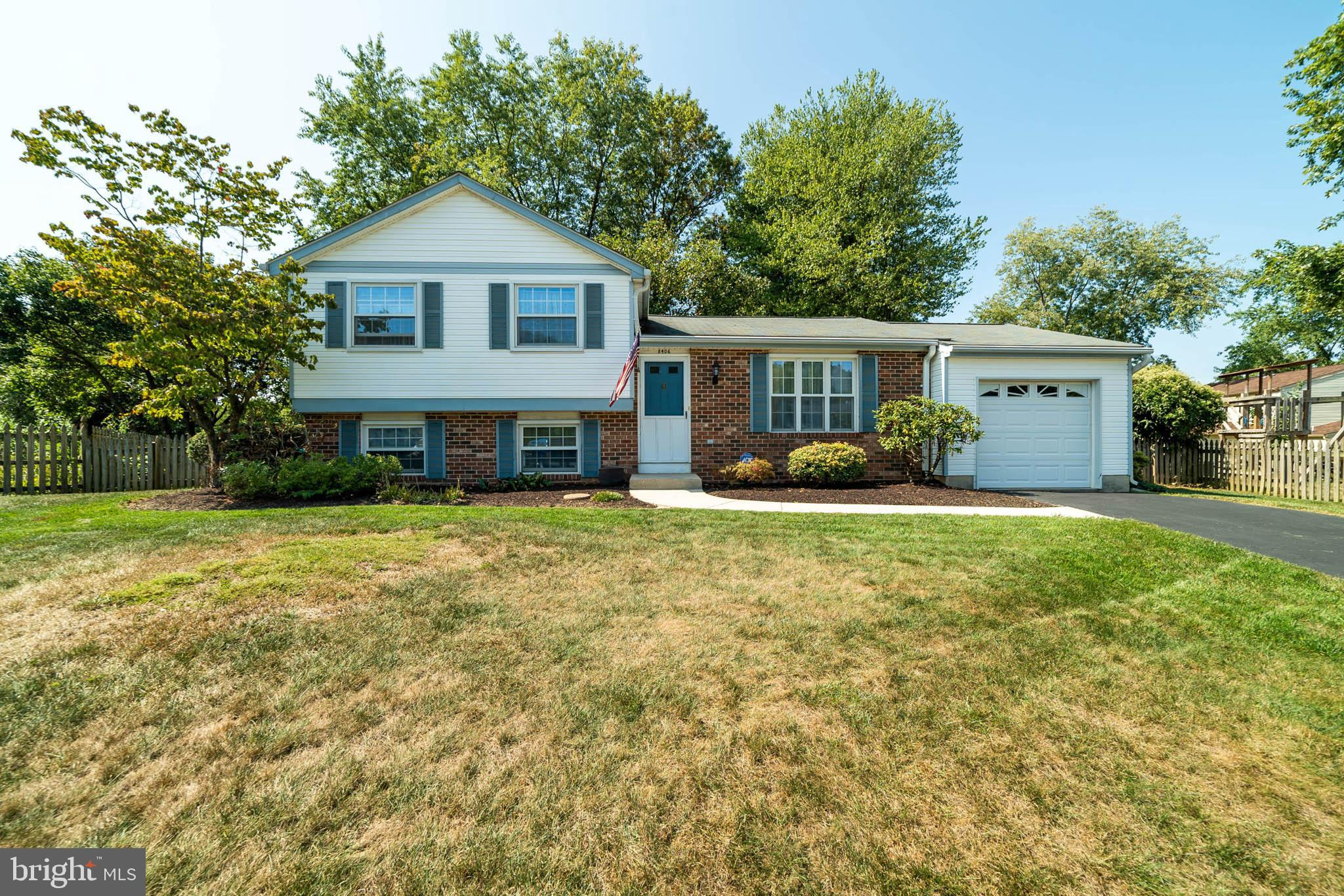 8406 GLADE COURT, COLUMBIA, MD 21046