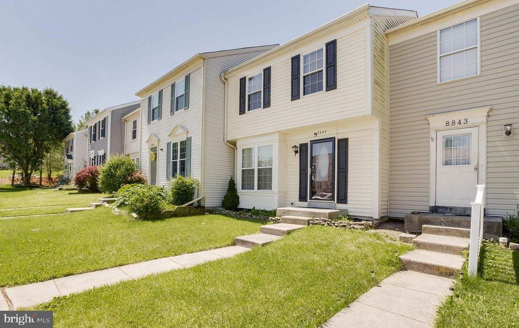 Beautiful 3 bedroom, 1.5 bath town home for rent. Updated kitchen with upgraded countertops, stainless steel appliances, & built in microwave. Fully finished basement