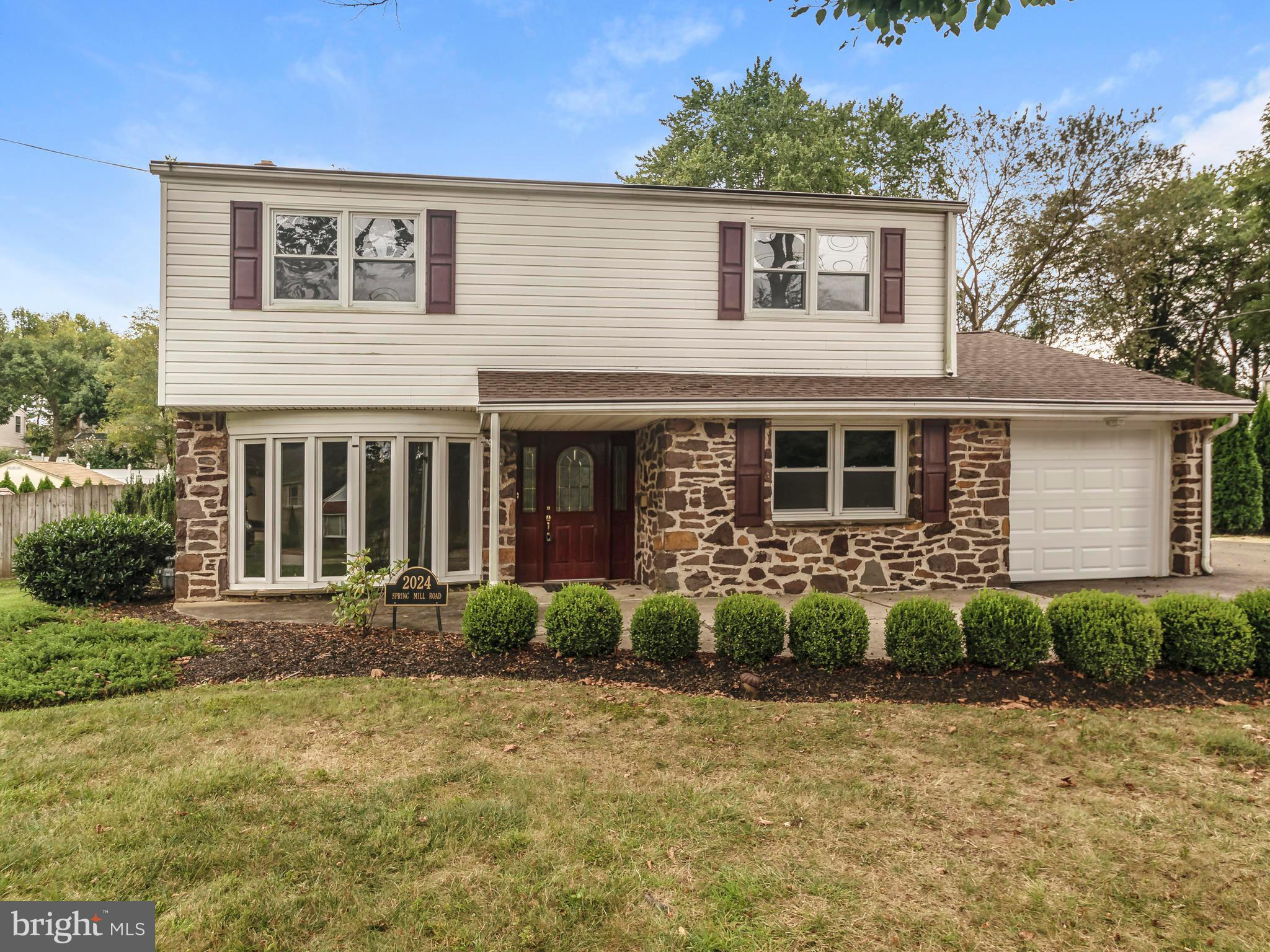 2024 SPRING MILL ROAD, LAFAYETTE HILL, PA 19444