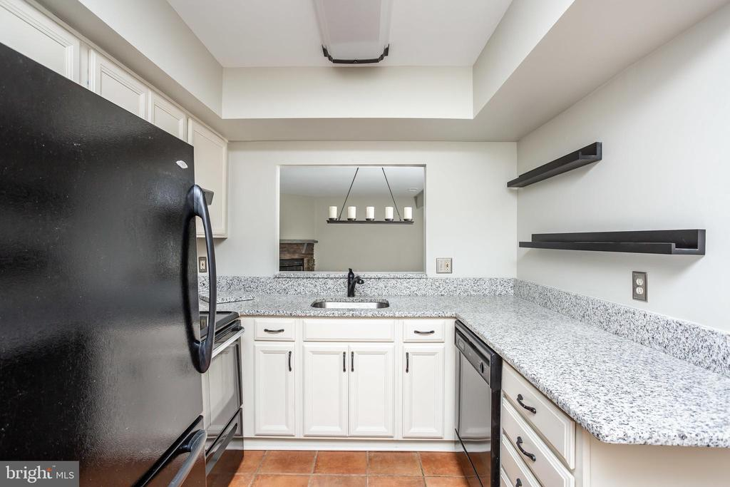 Be the first to rent this recently renovated very spacious 2 story penthouse condo! Gorgeous Kitchen with granite counters, extra cabinets, 2 pantries and large eat-in area~Huge Living room and Dining room with Stone front wood burning fireplace~Second level with 2 master bedrooms, Vaulted ceilings and 2 gorgeous renovated bathrooms!  Sorry, no vouchers.