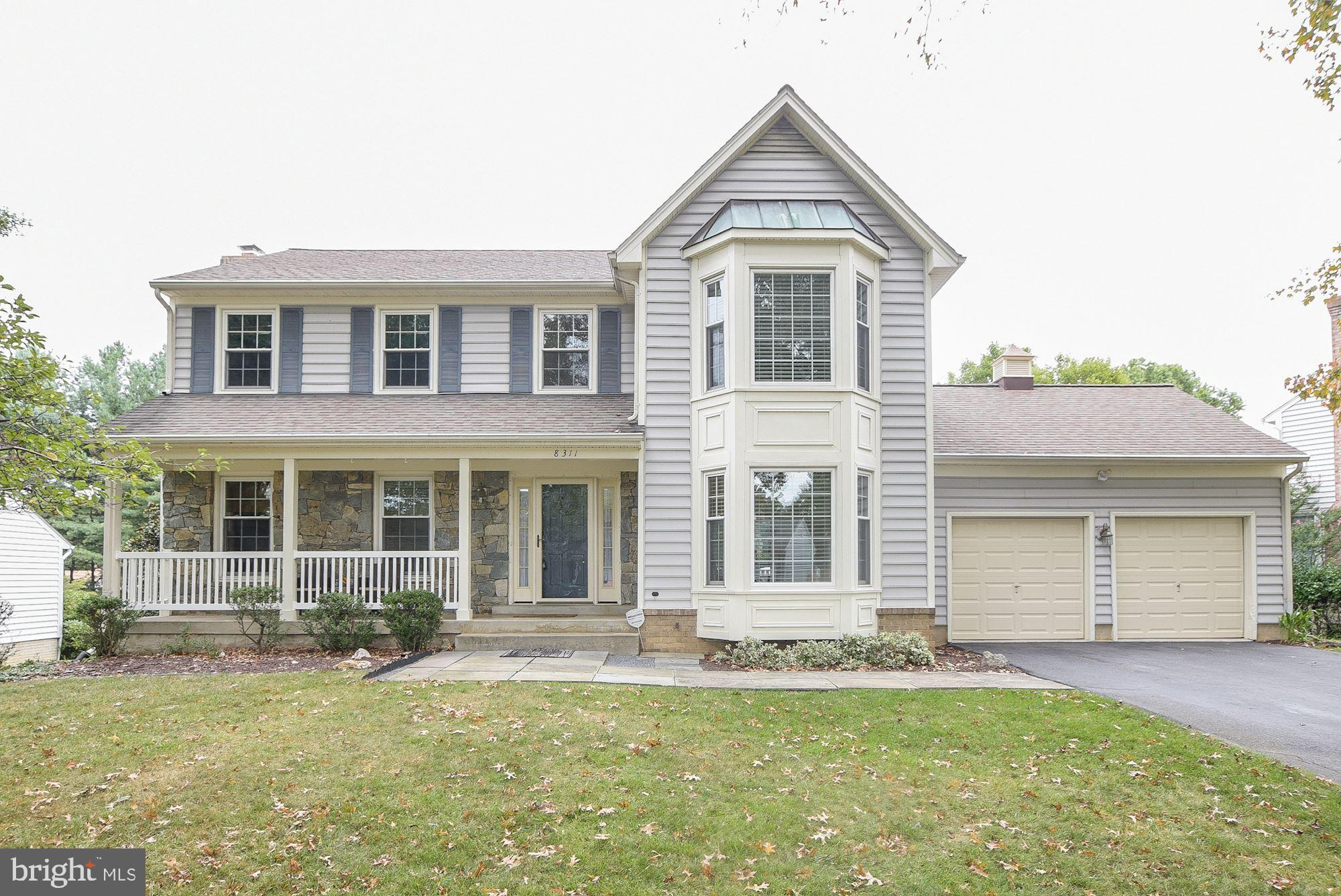 8311 FRONTWELL CIRCLE, MONTGOMERY VILLAGE, MD 20886