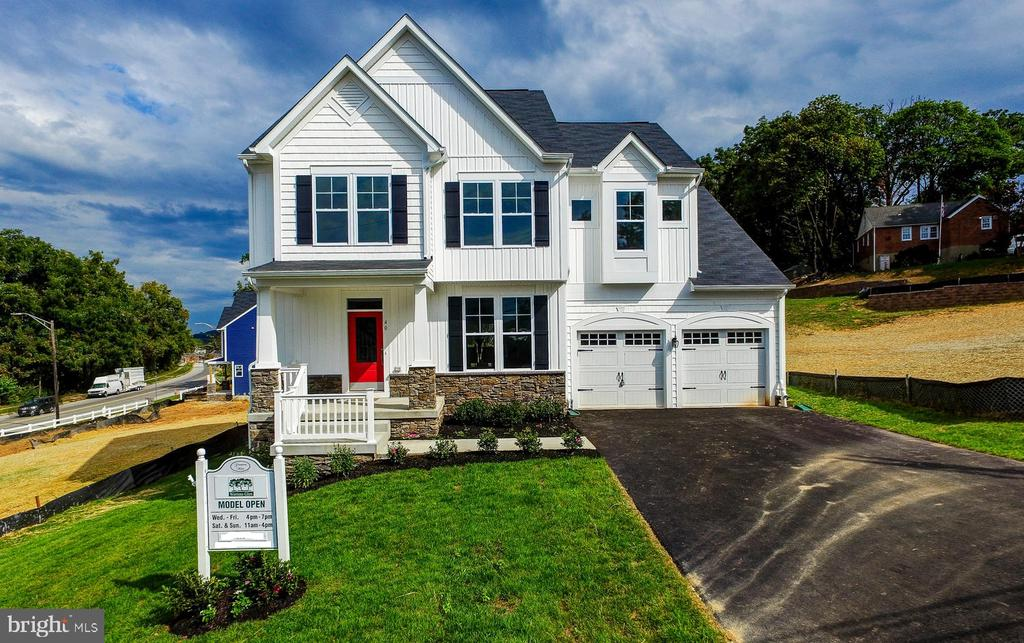 BUILDER SPECIAL!!! FREE 14X12 TREX DECK AND $10,000 SELLER CLOSING COST CREDIT FOR RATIFIED CONTRACT IN THE MONTH OF OCTOBER 2019!! Brand new home built by Greenspring Custom Homes in Warrens Glen ready for you to move in! Great location in Cockeysville! 3,210 total finished square feet. 4 bedrooms, 3. 5 baths. Hardwood floors on main level, gourmet kitchen with quartz counters and stainless appliances. Every detail has been thoughtfully selected. Large master bedroom with luxe bath with 5x5 custom dual shower heads and walk in closet. Custom moldings throughout, custom tiled bathrooms.2 car garage.