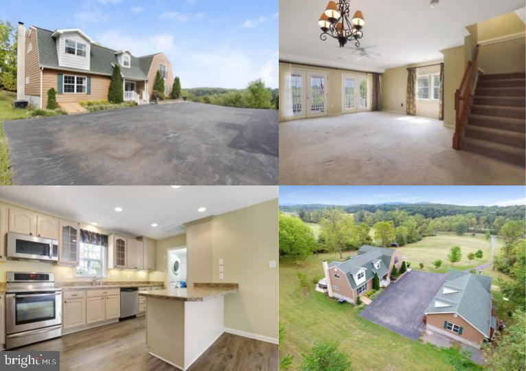 1027 GREEN LANE ROAD, WARFORDSBURG, PA 17267