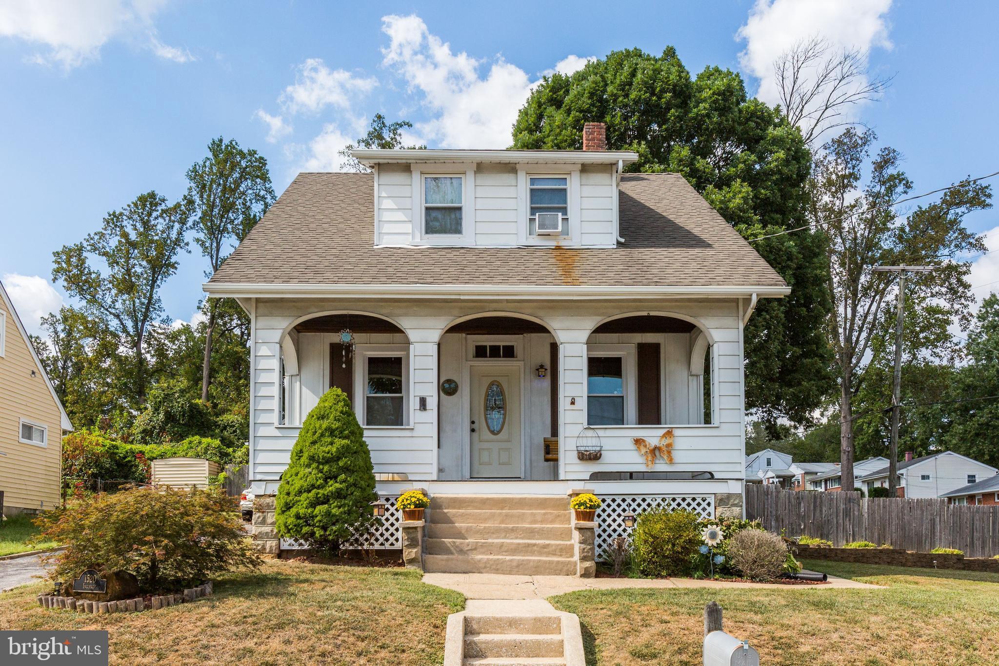 1520 INGLESIDE Ave, Baltimore, MD, 21207