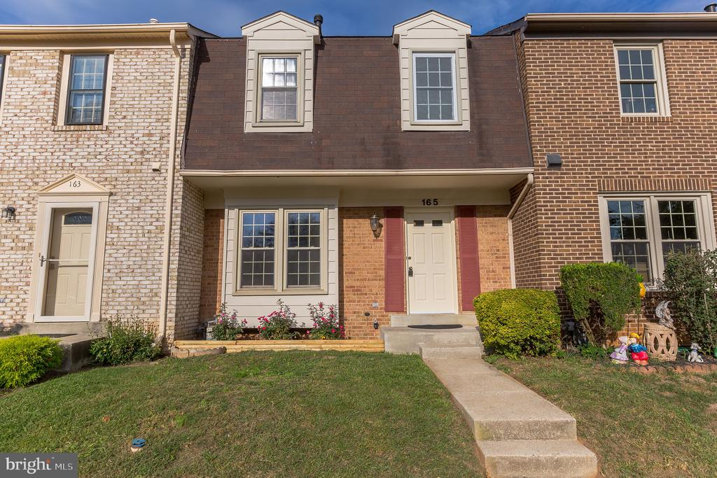165  BRALAN LANE, Gaithersburg in MONTGOMERY County, MD 20877 Home for Sale