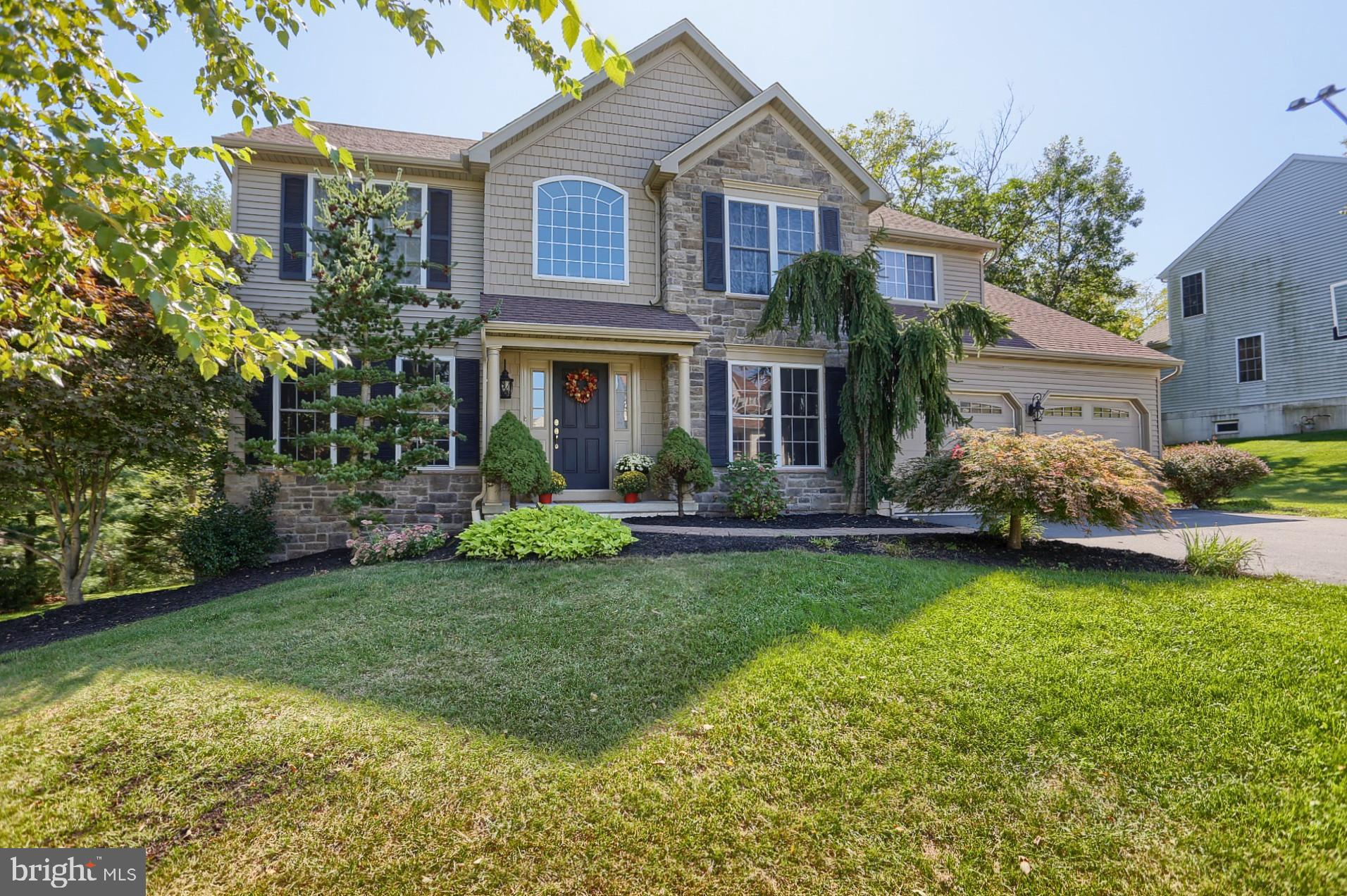 13 KANTNER LN S, READING, PA 19607