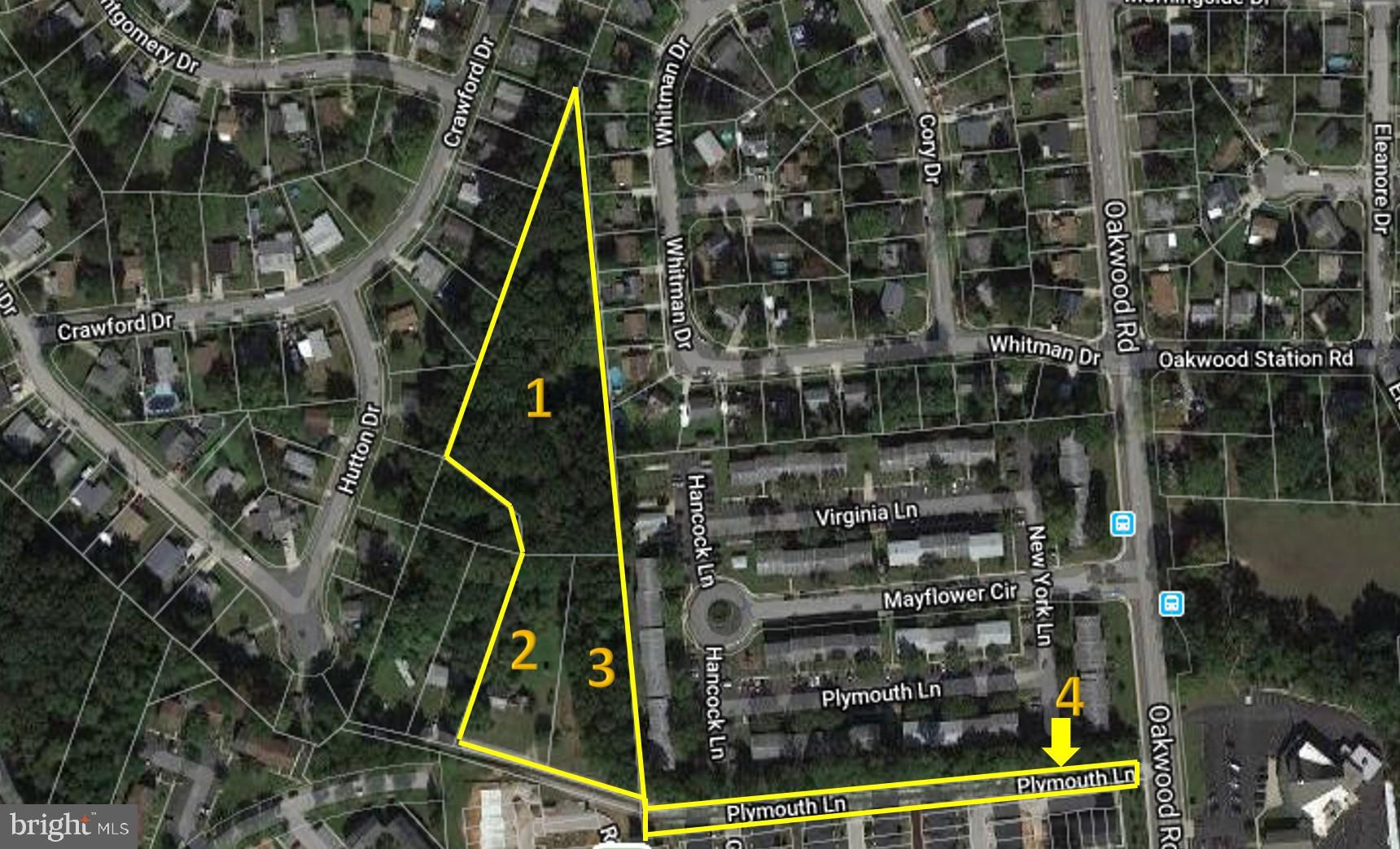 7820 OAKWOOD ROAD, GLEN BURNIE, MD 21061