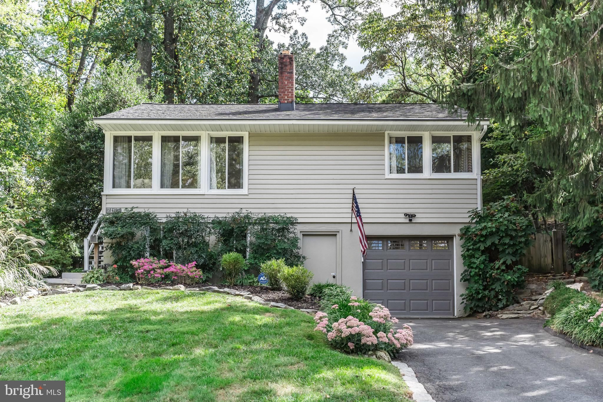 Incredible opportunity in this highly sought after Falls Church location. With over 1,400 sqft, this home is picture perfect, sited on a quarter acre lot! Property boast: new paint (inside and out), new basement flooring, added fencing, new light fixture in breakfast area, updated landscaping, new concrete patio with fire pit and so much more! The abundance of windows on the main level offers lots of natural light. Hardwood flooring throughout the main level. The living room features a wood burning fireplace with whitewashed brick wall and built-ins. Updated kitchen with stainless steel appliances and granite counters. Beautiful porch off the kitchen that opens up to a patterned concrete patio with fire pit. Fully fenced backyard with shed. Oversized one car garage. Close to DC, Mosaic District, 2 miles to East Falls Church Metro and 3 miles to West Falls Church Metro. Tons of shopping, dining and entertainment options nearby. Truly the best value in Falls Church! HMS home warranty in place until 08/30/2020.
