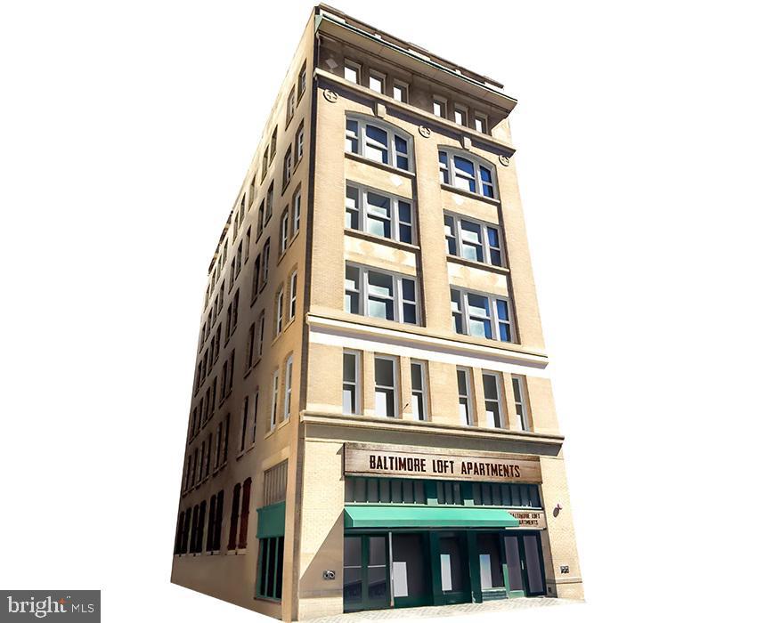 8 E FAYETTE St, Baltimore, MD, 21202